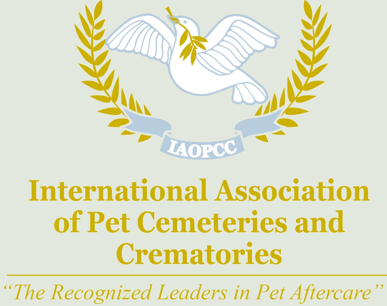 Member of International Association of Pet Cemeteries and Crematories